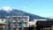 「浅間山」がくっきりと。(29.9.18)(8:02)