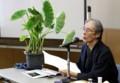 志賀勝先生、「月待ち」講演会。(29.10.5)