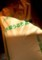 我が家の新米・「水稲うるち玄米」袋。(29.11.23)