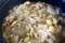昨夜の「芋煮」。(29.11.29)
