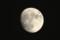 「十月十四日」のお月さま。(29.12.19)(18:19)