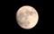 「十月十五日」のお月さま。(29.12.2)(17:19)