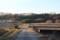 西日を受ける、新築の「岩村田小学校」。(29.12.3)(15:48)