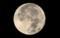 月の入り前に、もう一度観た「十月十六日」のお月さま。(29.1.4)(5:33)