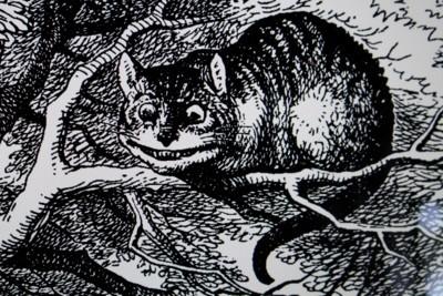 「チェシャ猫」