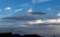 天気下り坂、変わった雲が…。(29.12.24)(16:10)