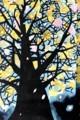 挿絵・「モチモチの木に、灯がついている」(30.1.6)
