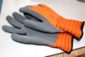 雪かき用に求めた、手袋。(30.1.22)