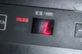 今季初、ガスヒーターは「L」表示。(30.1.26)