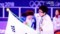 戦い終わって、小平と李・相羽(30.2.18)