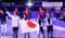 女子パスート金メダル・五輪新(30.2.21)
