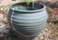 満水にして、「水漏れ」を調べる。(30.3.27)