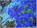 雨雲レーダー・佐久地方に大雨。(30.5.9)
