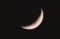「卯月五日」のお月さま。(30.5.19)(19:30)