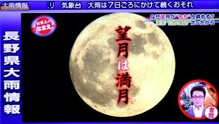 テレビ画面・「日本人のお名前」(30.7.5)