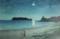 川瀬巴水:「相州七里ヶ浜」(30.7.6)
