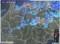 雨雲レーダー画像・昨夜の激しい雷雨。(30.8.11)