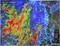 大雨になった「雨雲レーダー画像」(30.9.4)(17:00)