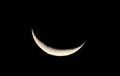 八月二十六夜」のお月さま。(30.10.6.)(3:49)