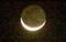 「地球照・アースシャイン」も見える、「二十七日」のお月さま・(30.10