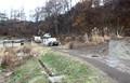 4ヶ用水改修工事、始まる。