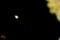 昨夜・二十三日・下弦のお月さま。(30.12.1)(4:45)