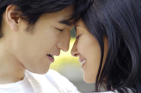 キスの相性が良くなって、気持ちいいキスができるようになったカップル