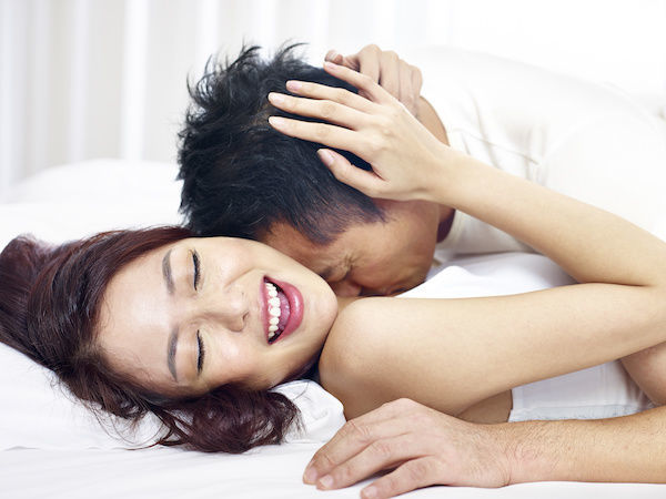 男が飽きないセックスをする女性