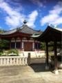 久米田寺、何年振りでしょうか