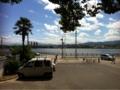 久米田池、綺麗になってます