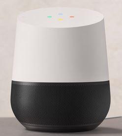 グーグルのAIスピーカー、グーグルホーム