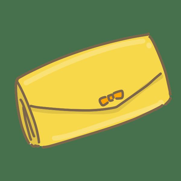 財布の素材・形・色をチェック