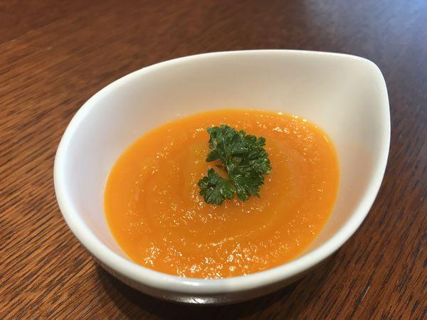 【スープ】キャロットジンジャー