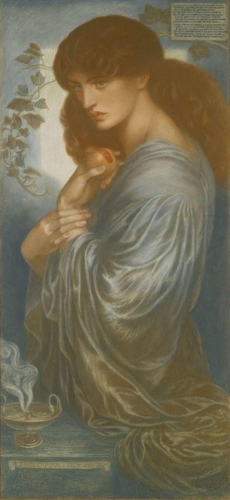 dante-gabriel-rossetti-proserpina-1880