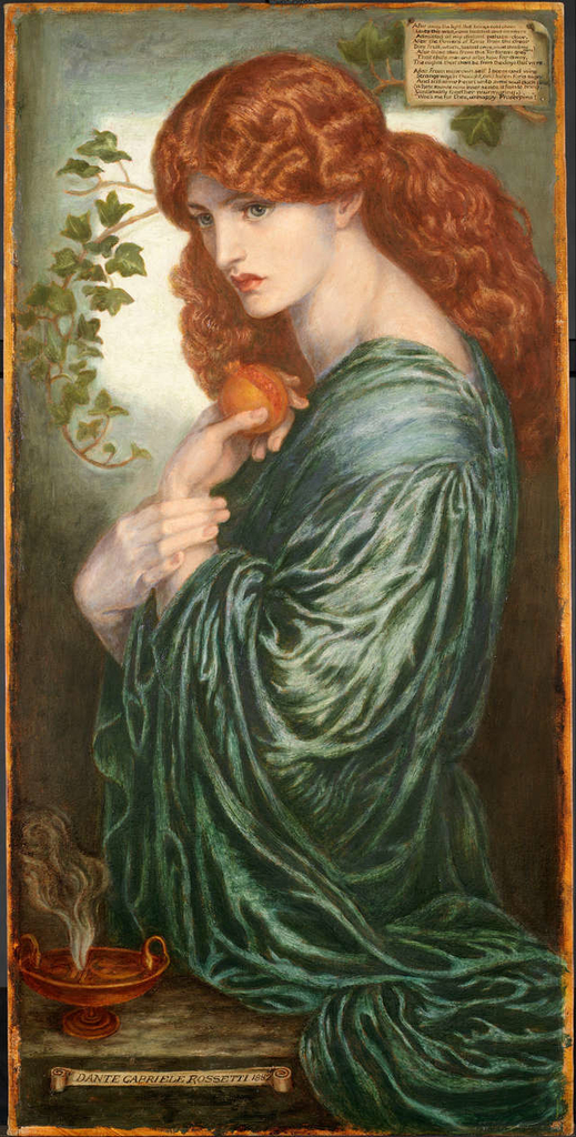 dante-gabriel-rossetti-proserpina-1882