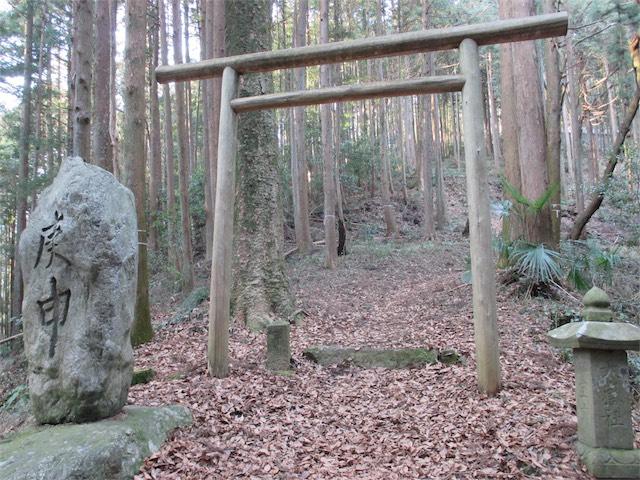 大岳神社参道一丁目