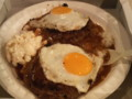 L&L Hawaiian BBQのロコモコ