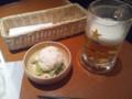 京都駅ビルの中の中華屋