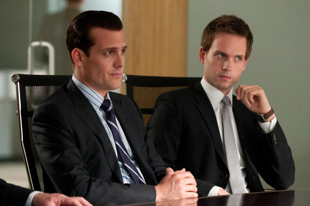 海外ドラマ『Suits』