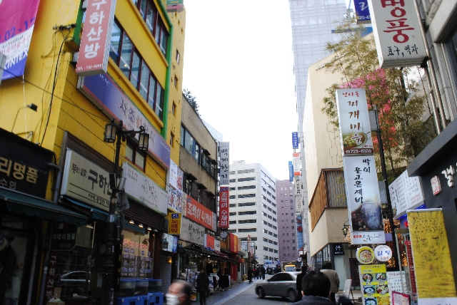 韓国の英語事情