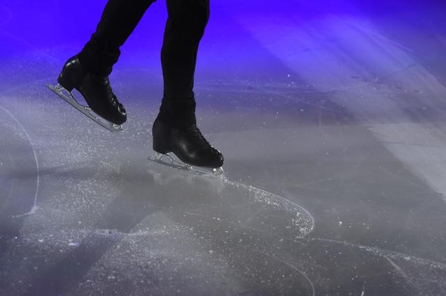 フィギアスケート観戦