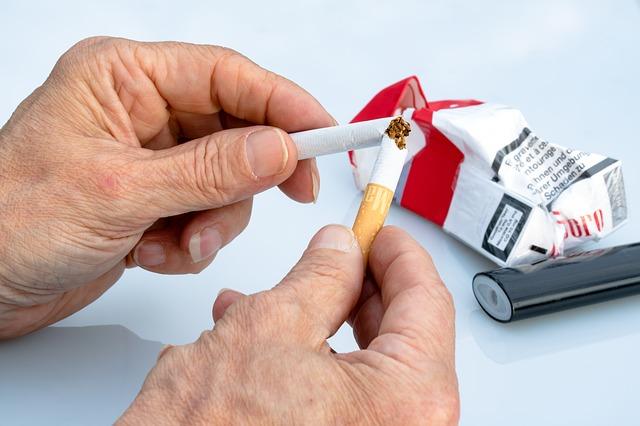 禁煙を決意したときの英語フレーズ