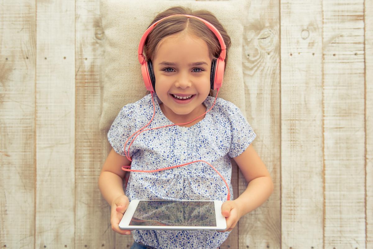 子ども向けの英語アプリ