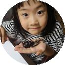 小学校1年生の女の子