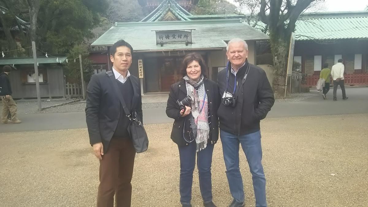 静岡浅間神社散策