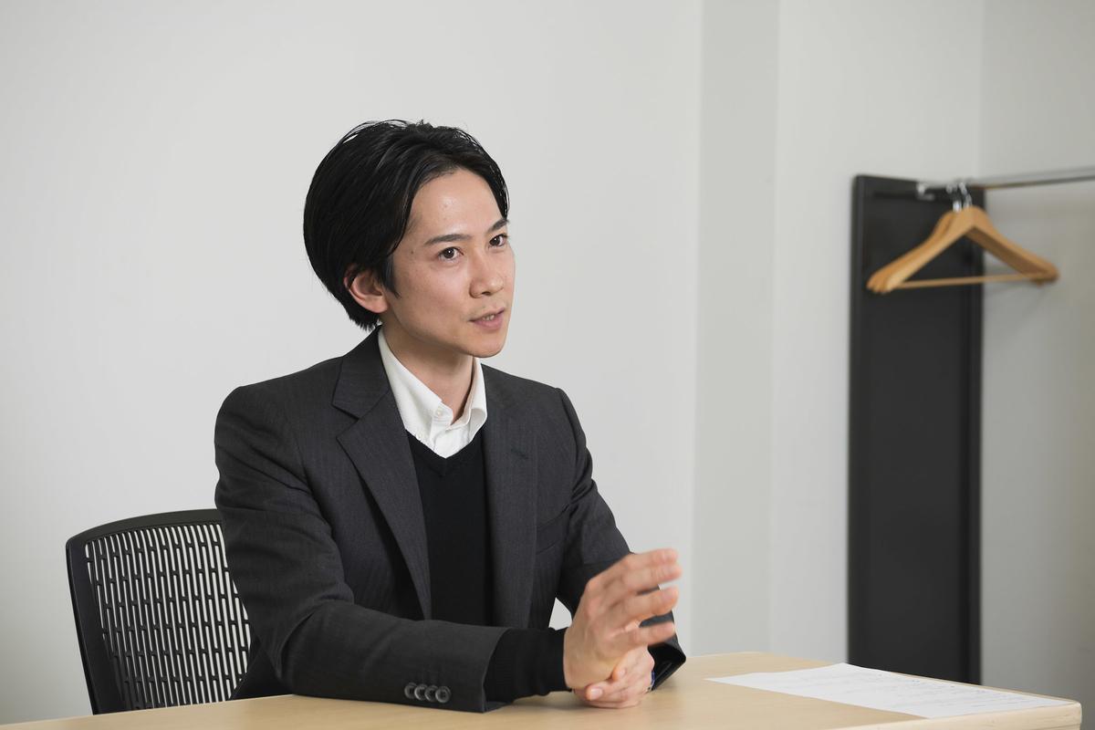 田井譲氏(スパルタ英会話)