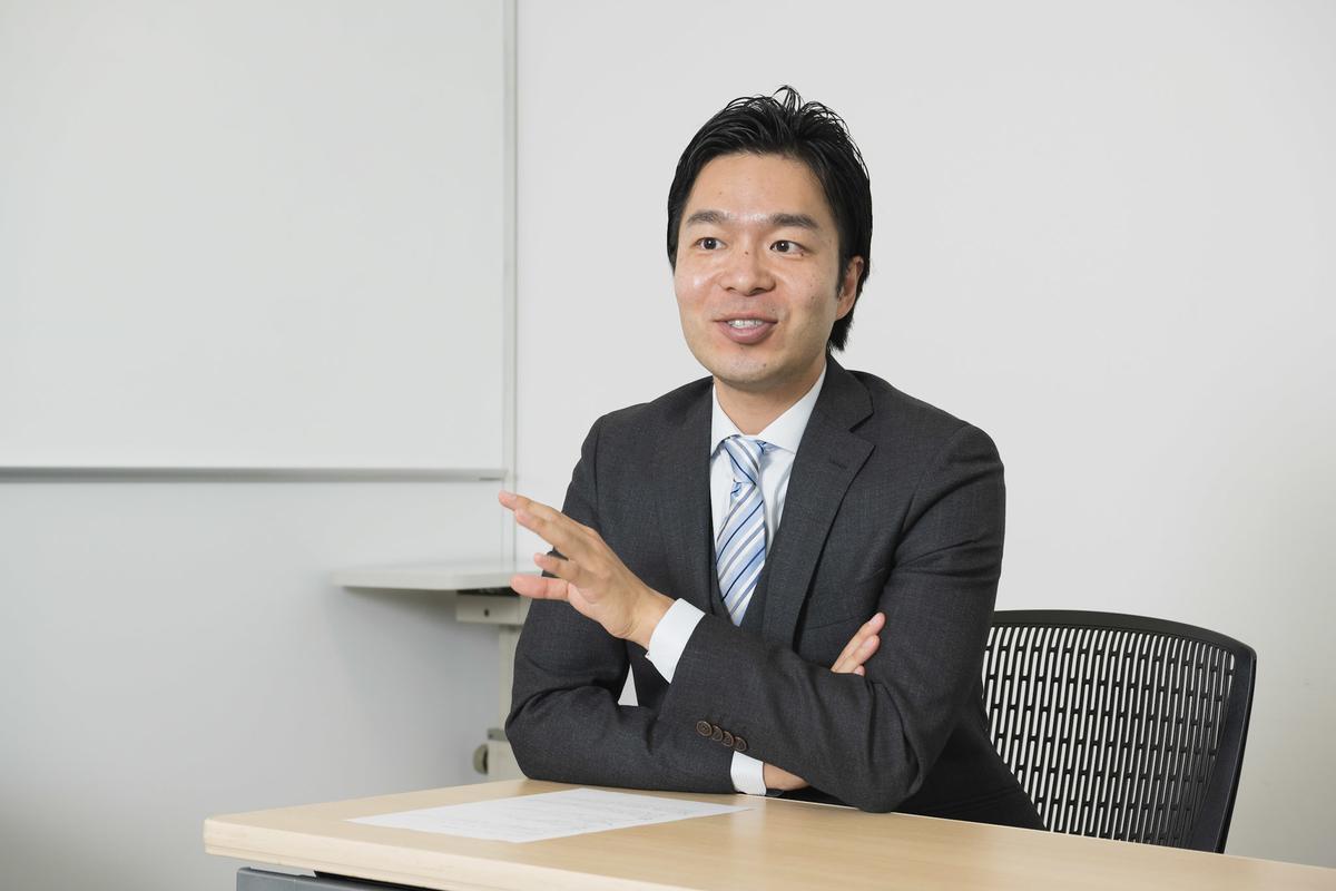 小茂鳥雅史氏(スパルタ英会話)