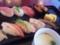 華屋与兵衛なう。寿司食べたったー @hanaya_yohei