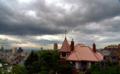 風見鶏の館・5月3日 曇天