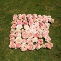 バラ(ピエールドゥロンサール)花がら58個